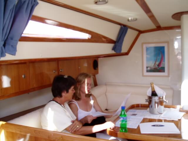 Southampton Boat Show Poncin 44