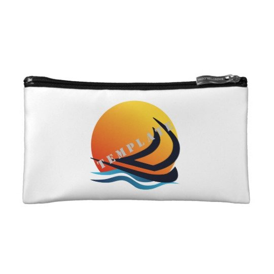 Template Cosmetics-Travel Bag