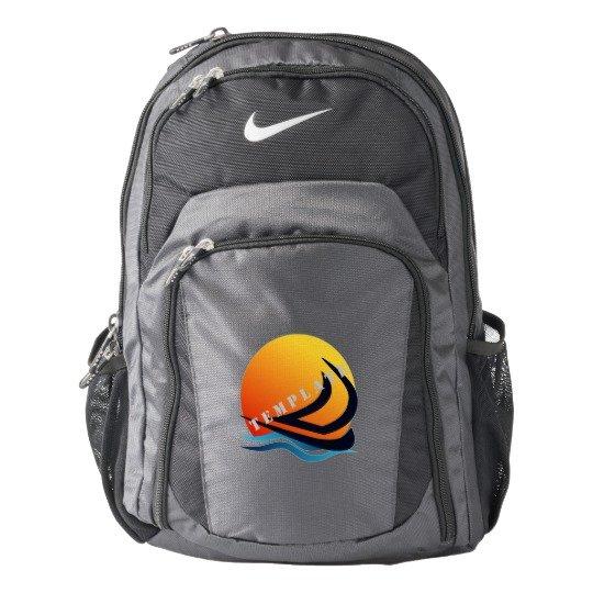 Template Nike Backpack
