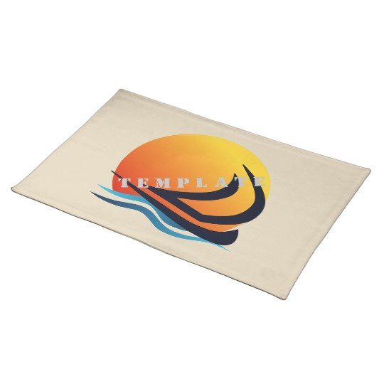 Template Placemats